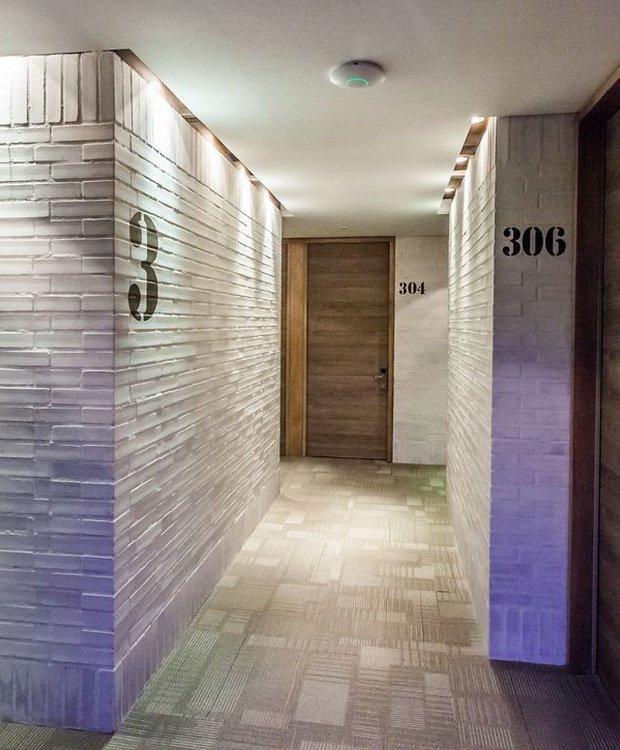 Pasillo Hotel Mika
