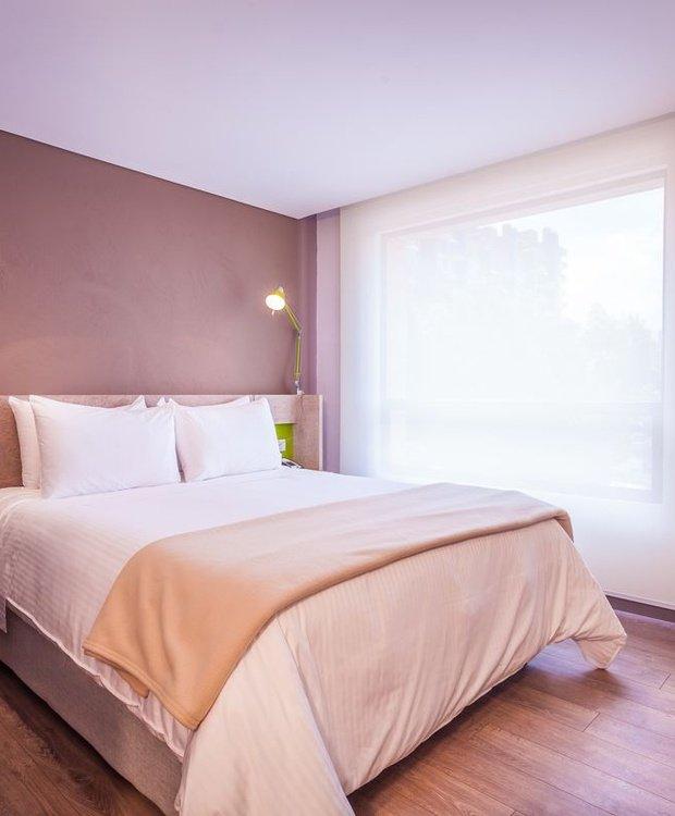 Habitación Estándar Hotel Mika